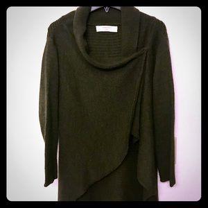 ZARA Knit stylish cardigan sweater